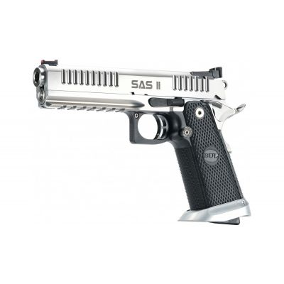 40 SAS II Standard Limited Picatinny Bul Pistol