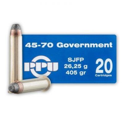Cartridge 45-70 405gr SJFP Prvi