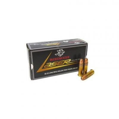 22 Winchester Laser Cartridge