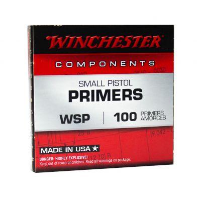 Primer small pistol Winchester