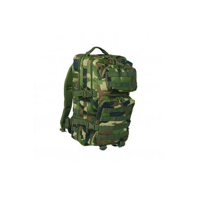 Mil-Tec US camouflage tactical backpack (30L) (Discontinued)