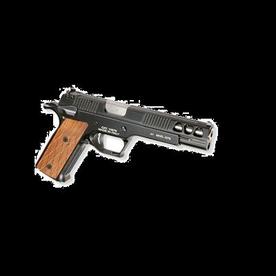 "Pistola 9 Pardini GT9 6"" Negra"