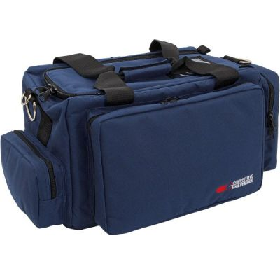 CED Deluxe blue throw bag