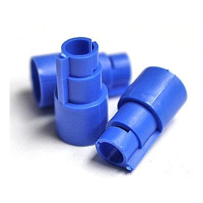 Blue stem tube small mouthpiece