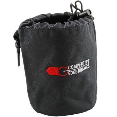 Bolsa casquillos CED negro