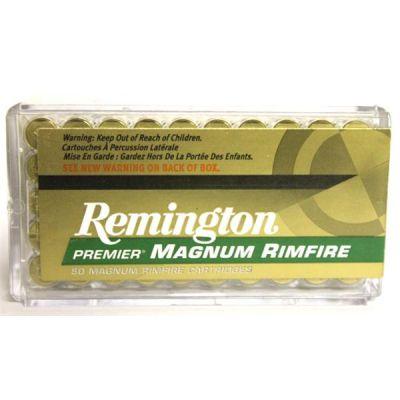 Cartucho 17 HMR Accutip V-BT remington