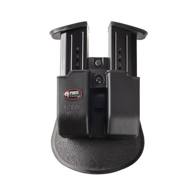 Double belt Fobus magazine holder
