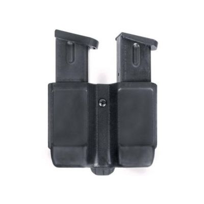 Double matt BlackHawk magazine holder