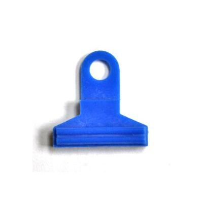 Blue plastic - case pin