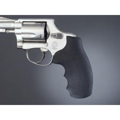 Grip rubber fingers marked SW revolver frame round J Hogue