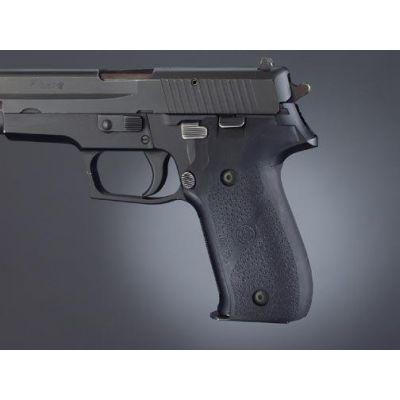 Cacha  goma punteada 2 tapas pistola Sig Sauer P226 HOGUE