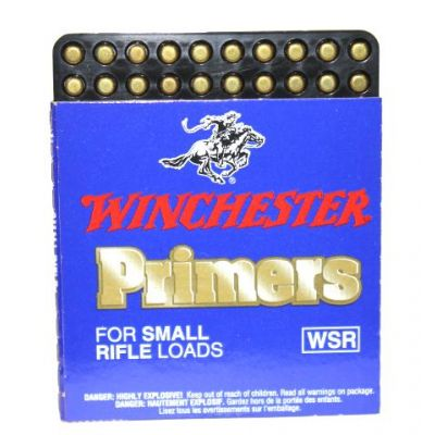 Primer small rifle Winchester