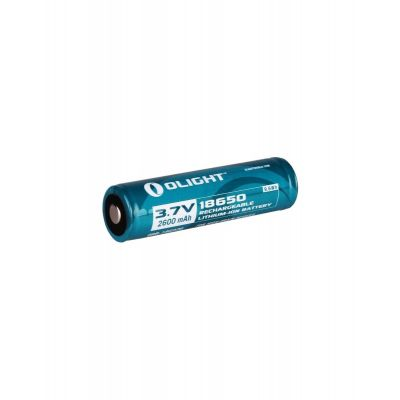reloading battery lithium 3.7V 2600 mAh Olight