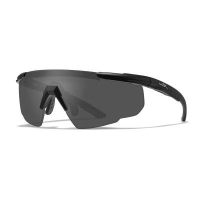Gray smoked glasses