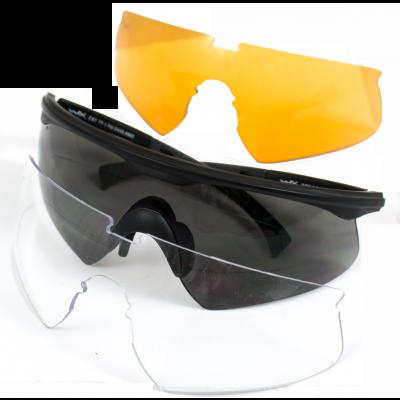 Gafas Wiley X 3 cristales