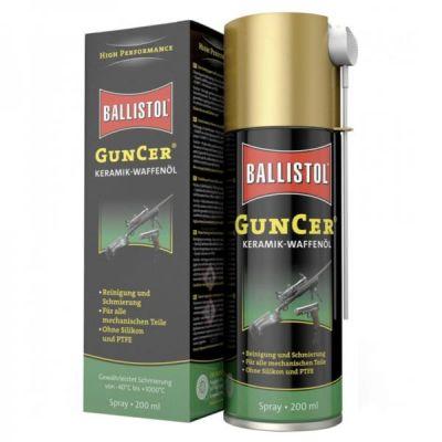 Gun Cer Spray Oil 200ml BALLISTOL