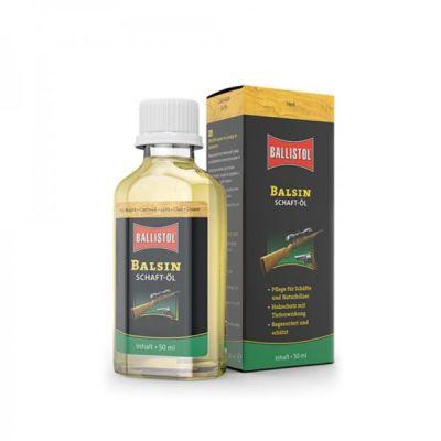 Aceite protector madera Bright 50ml Balsin BALLISTOL