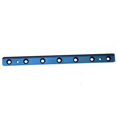Adaptador 170 mm azul aluminio TONI SYSTEM