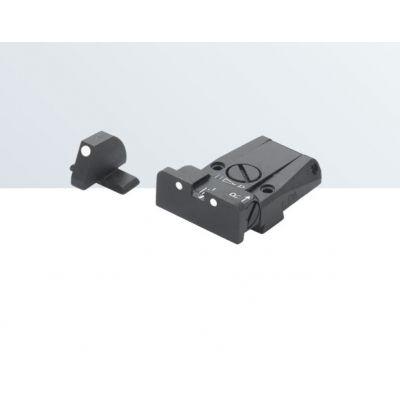 Alza y punto SPR para Glock 17, 19, 22, 26, 34 LPA