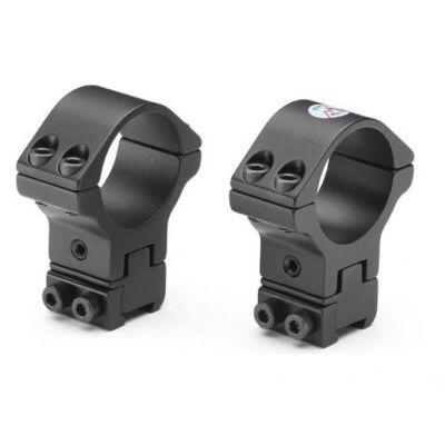 Anillas 30mm extra alta 2 piezas BSM