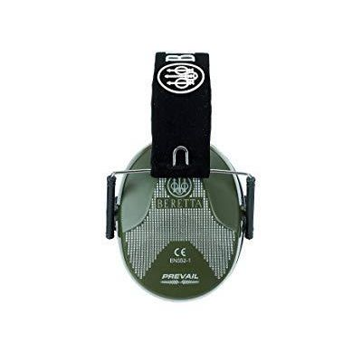 Ear protection is Beretta CF10 Green
