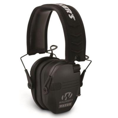 Ear protection is electronic RAZOR