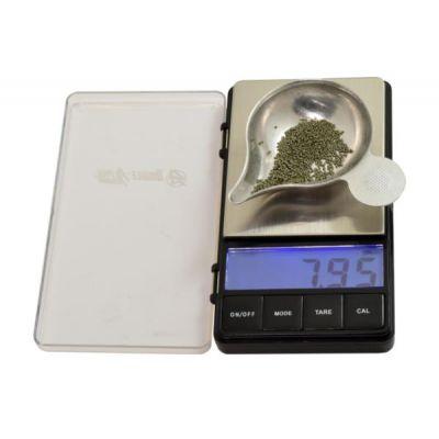 Compact digital scale DAA