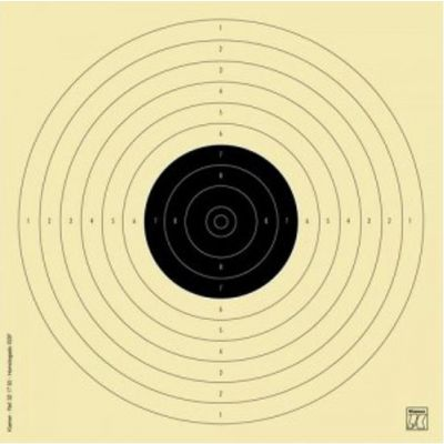 Blanco fuego central (55x52cm) KLAMER