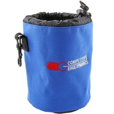 Bolsa casquillos CED azul