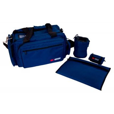 Navy CED Deluxe Shooting Bag