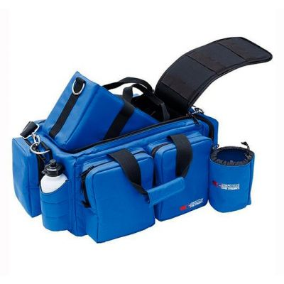 XL Professional CED Blue Shooting Bag