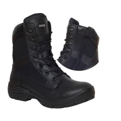 Boots 8.0 Wolf Side Zip black