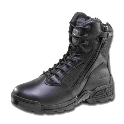 Boots MG Stealth Side Zip - cordura surface zip