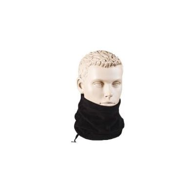 Black polar neck Neck warmer FORAVENTURE