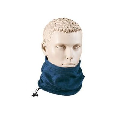Blue fleece neck Neck warmer FORAVENTURE