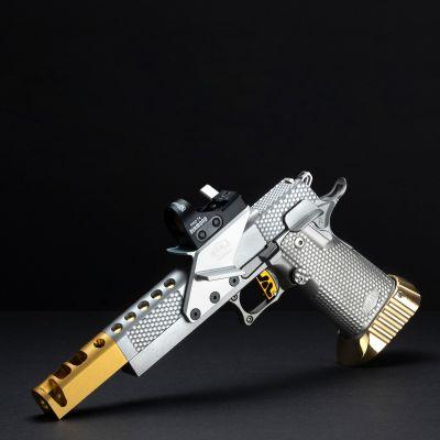 9 SAS II Bullesteros pistol c / optic sight Bul