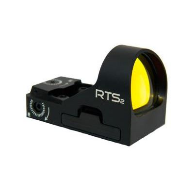Red dot sight RTS2 without rail, black 6 MOA C-More