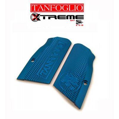 Cacha Large Frame HC aluminio azul Xtreme Tanfoglio