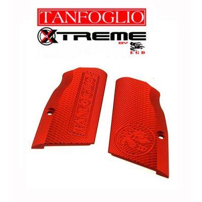 Cacha Large Frame HC aluminio roja Xtreme Tanfolgio