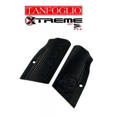 Cacha Large Frame HC negra Xtreme Tanfoglio
