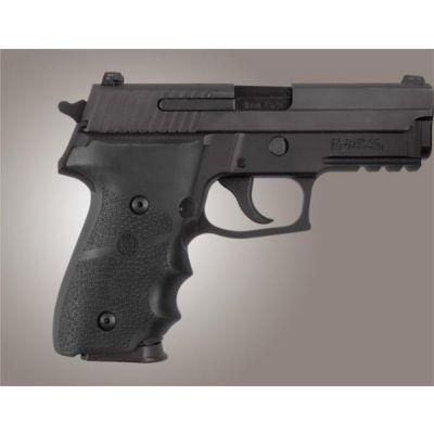 Cacha  goma punteada dedos marcados pistola Sig Sauer P228/P229 HOGUE