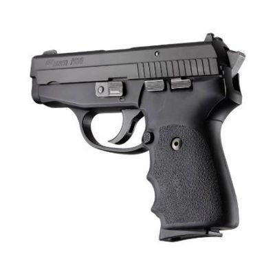 Cacha  goma punteada dedos marcados pistola Sig Sauer P239 HOGUE