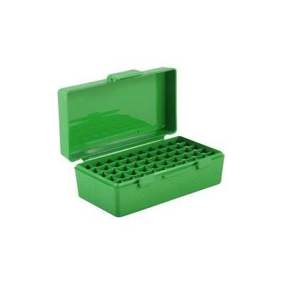 Caja MTM verde Cal. 32 (50 cart.)