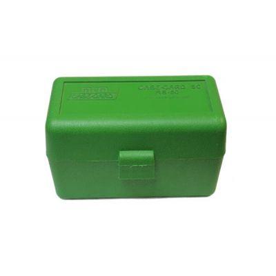 Caja MTM verde Cal. 32 (50 cart.). Ocasion
