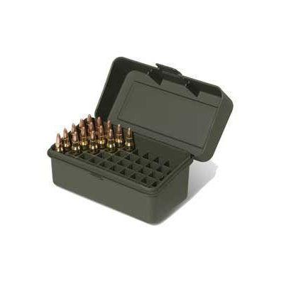 Rifle ammunition box 22 / 250-30 / 30, 308 (50u)