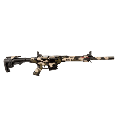 Escopeta 12 TI Active militar camo Atlas Forces