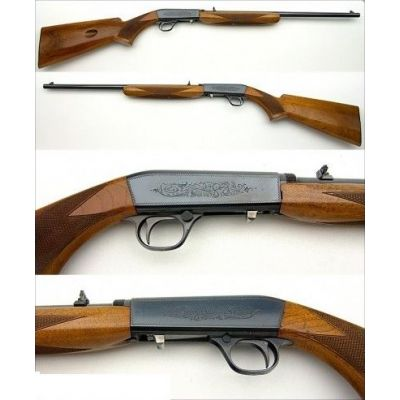 Air rifle 22 LR detachable BROWNING