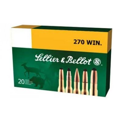 270 Win SP S&B Cartridge