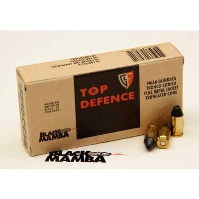 Cartridge 9 100gr Fiocchi Black Mamba