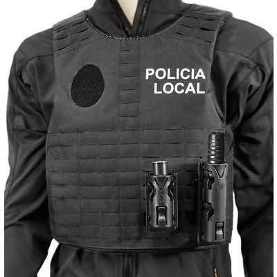 Blue inner holster vest (size L) ITEPOL